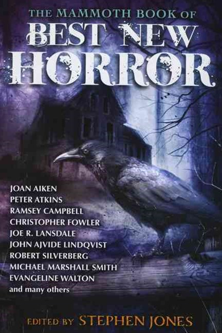 The Mammoth Book of Best New Horror 23