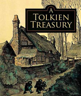 A Tolkien Treasury by Press Running, Michael Green, Tim Kirk (9780762446216) - HardCover - Modern & Contemporary Fiction Literature