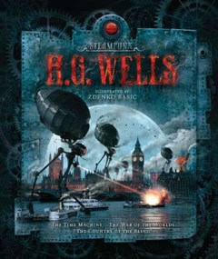 (ebook) Steampunk: H.G. Wells