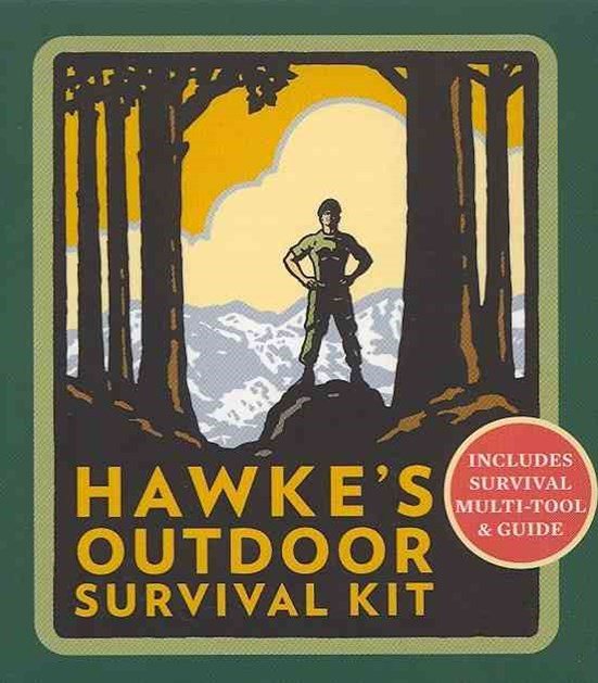 Hawke's Outdoor Survival Kit
