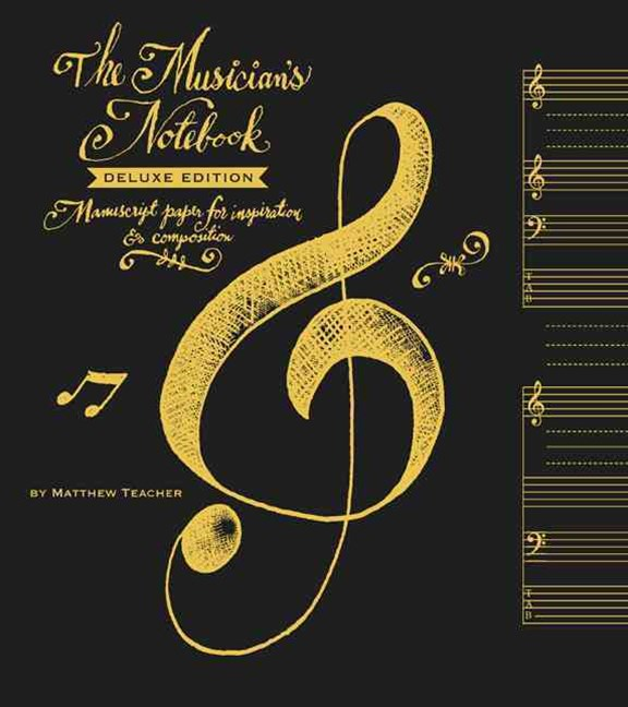 Musician's Notebook Deluxe Ed.