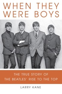 (ebook) When They Were Boys - Biographies Entertainment