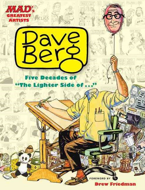 MAD's Greatest Artists: Dave Berg