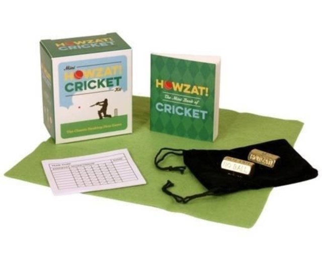 Mini Howzat! Cricket Kit