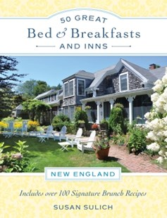 (ebook) 50 Great Bed & Breakfasts and Inns: New England - Cooking American