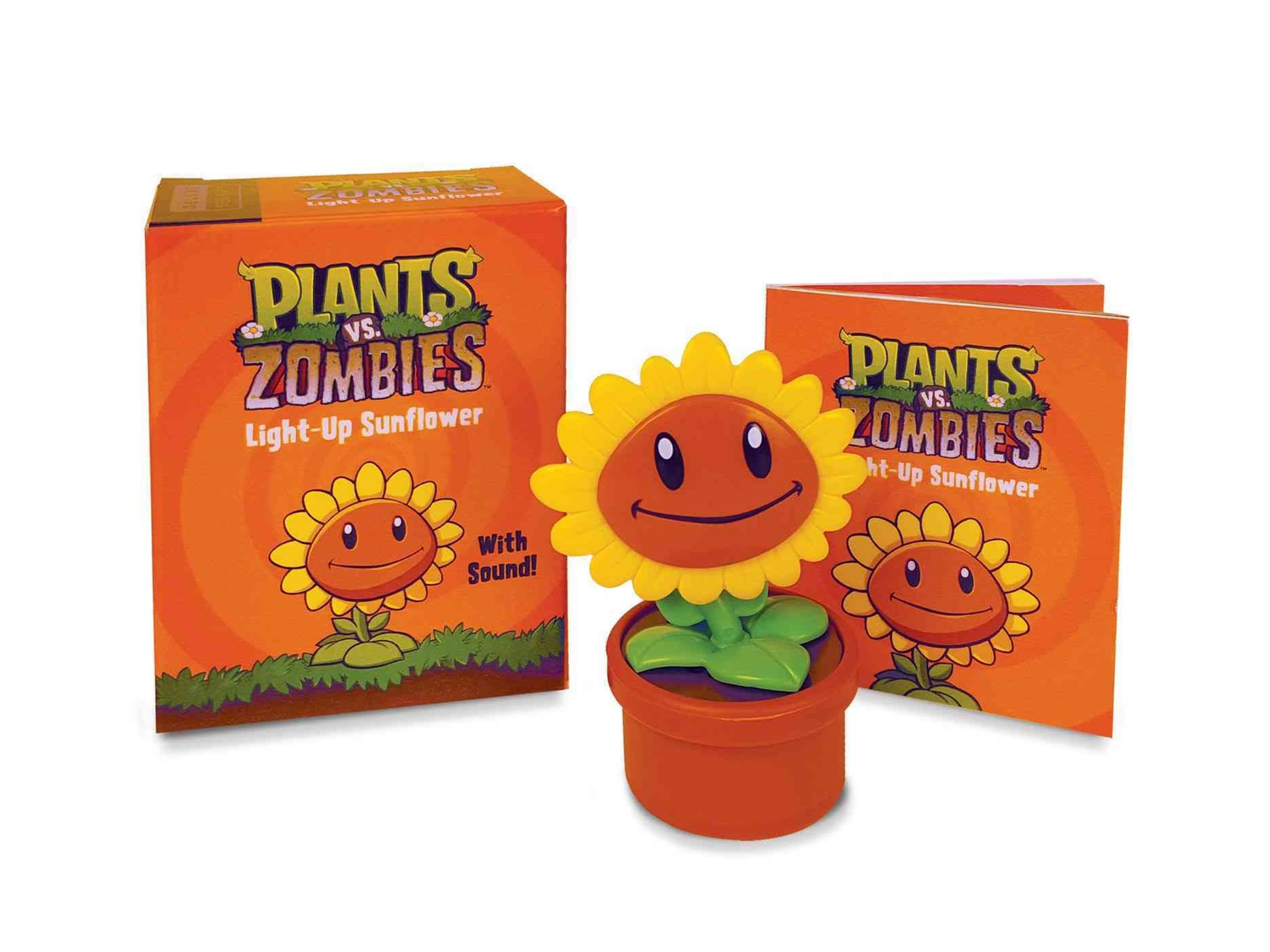 Plants vs. Zombies: Light-Up Sunflower