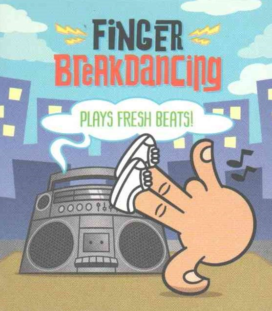 Finger Breakdancing