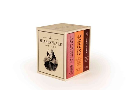 Shakespeare Box Set by William Shakespeare, Running Press, John Lawrence (9780762459438) - HardCover - Poetry & Drama Plays
