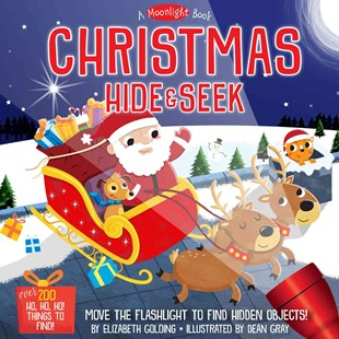 A Moonlight Book: Christmas Hide-and-Seek by Dean Gray, Elizabeth Golding (9780762459650) - HardCover - Children's Fiction Intermediate (5-7)