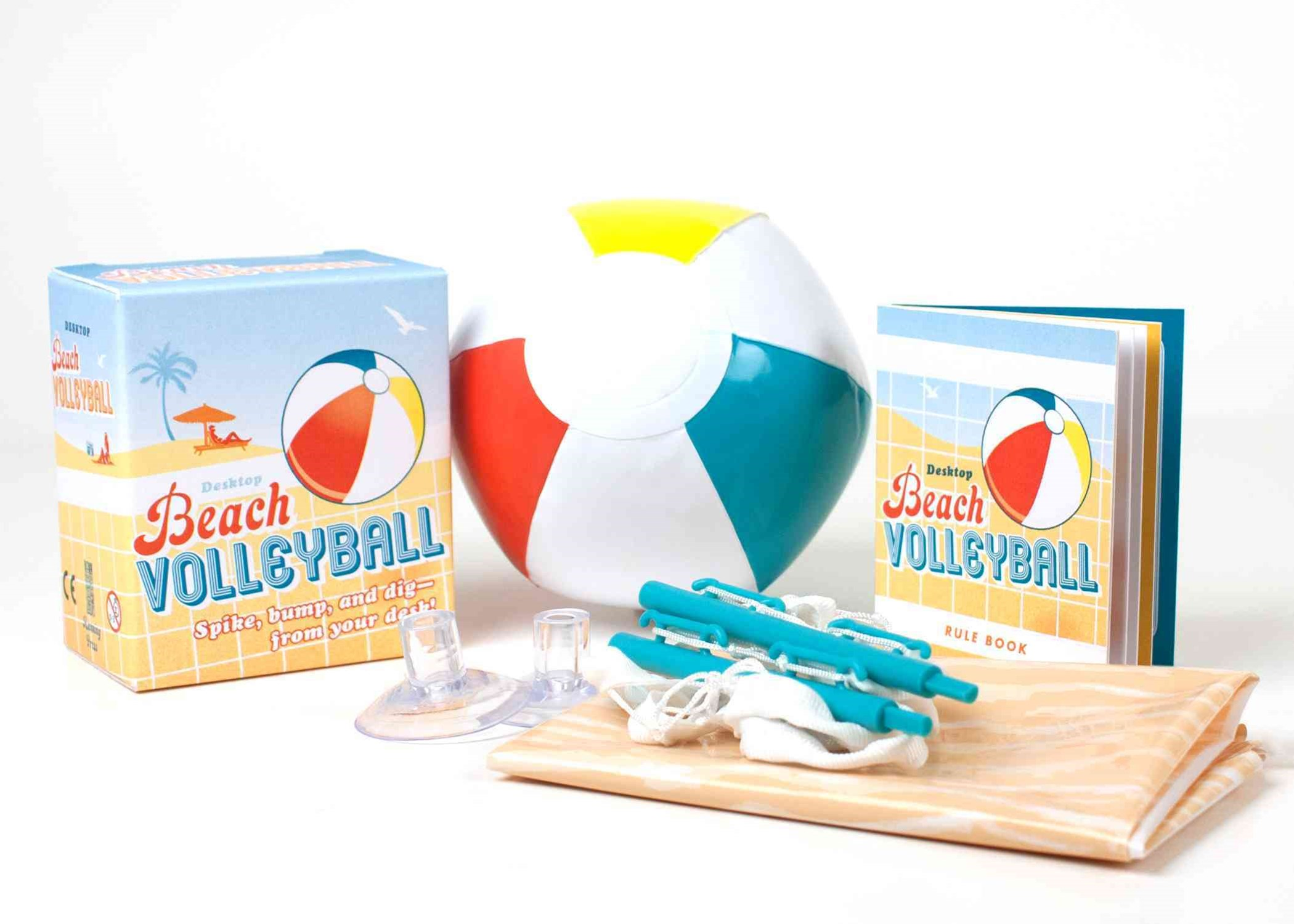Desktop Beach Volleyball