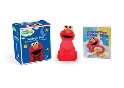 Sesame Street: The Goodnight Elmo Kit