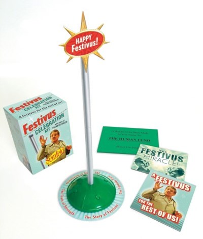 Festivus/Seinfeld: Celebration Kit