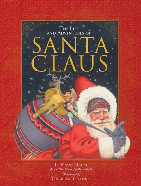 (ebook) Life and Adventures of Santa Claus