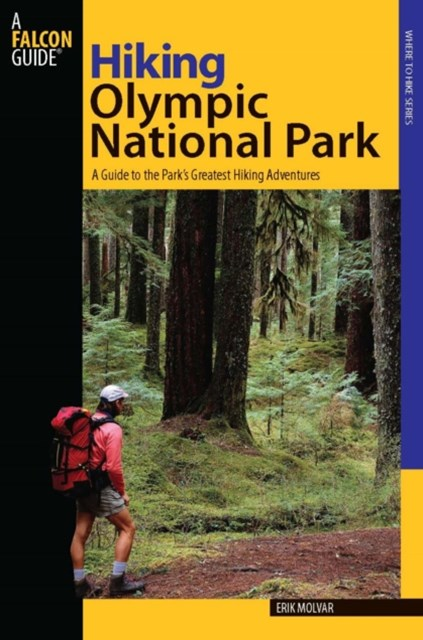 (ebook) Hiking Olympic National Park