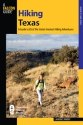 (ebook) Hiking Texas