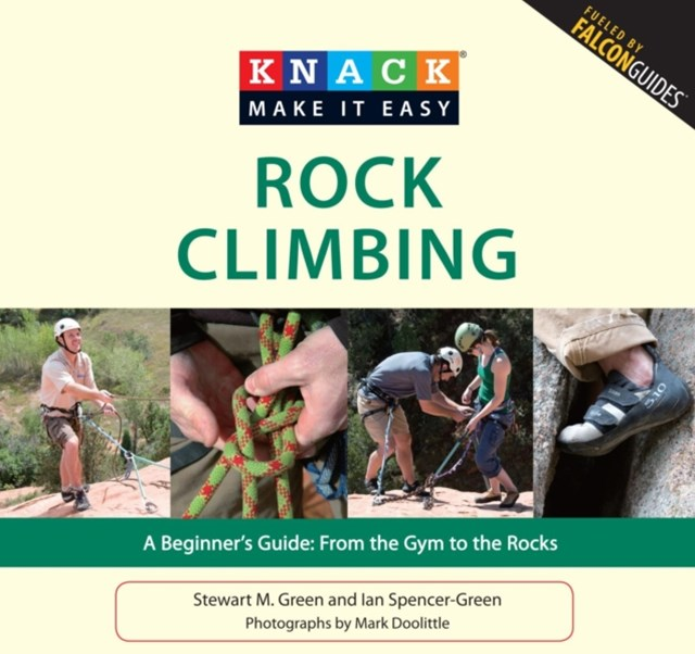 (ebook) Knack Rock Climbing