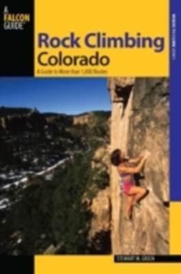 (ebook) Rock Climbing Colorado