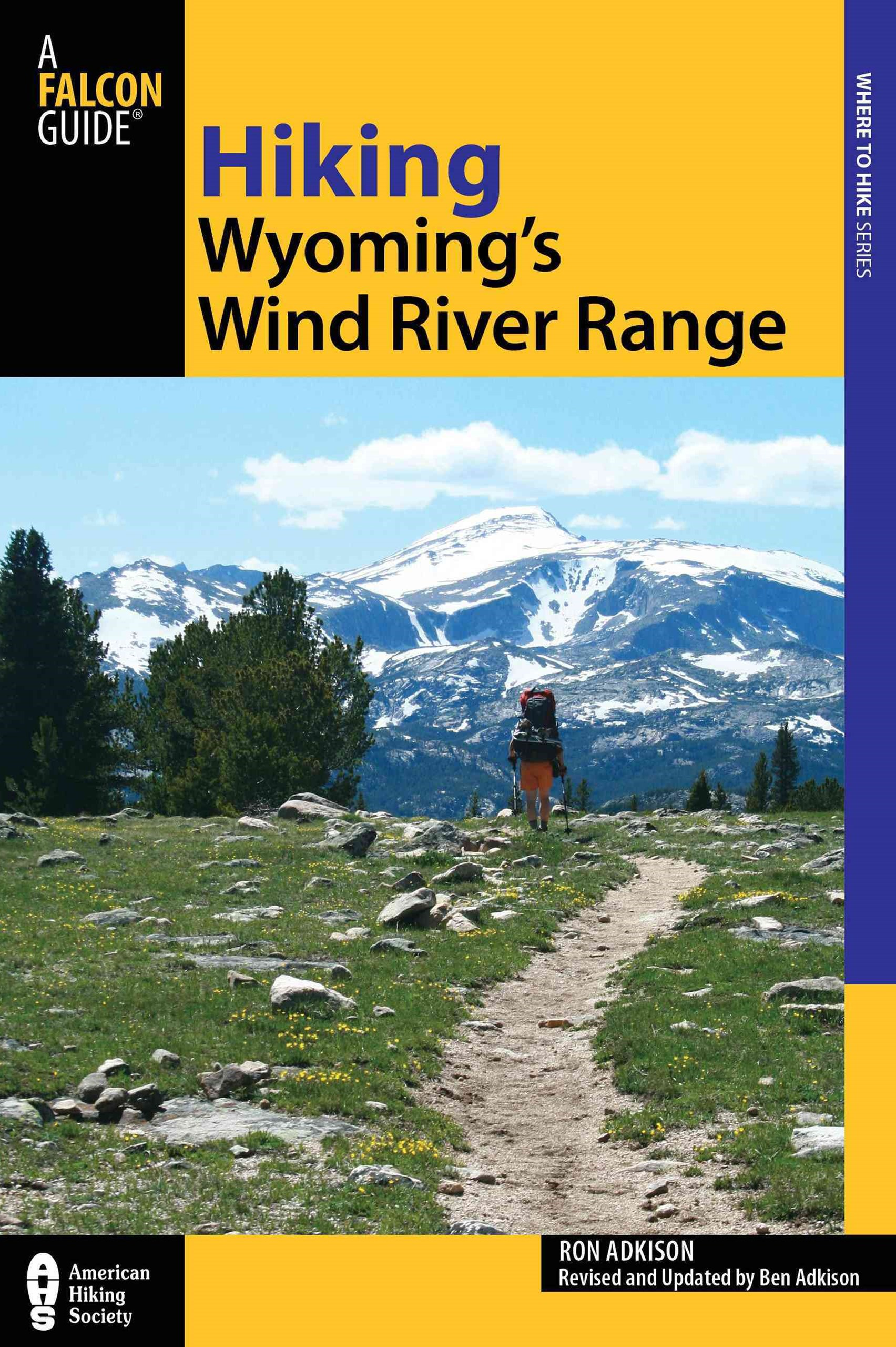 Hiking Wyoming's Wind River Range