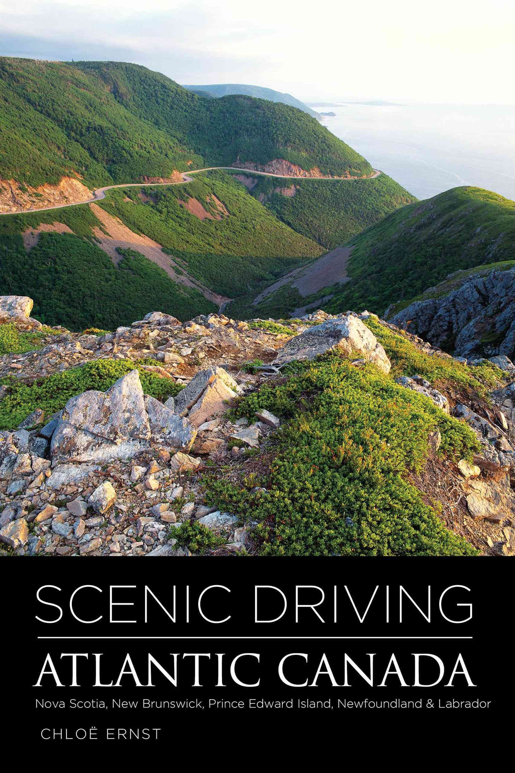 Scenic Driving Atlantic Canada