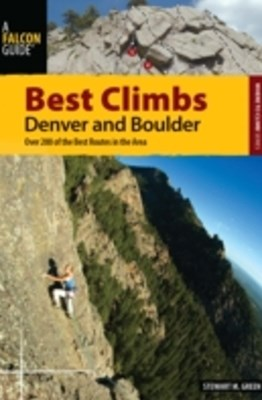 (ebook) Best Climbs Denver and Boulder
