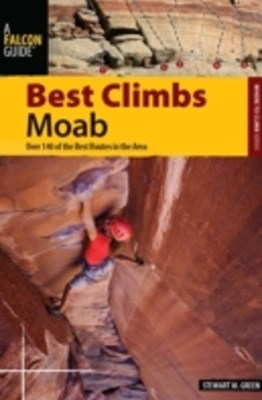 (ebook) Best Climbs Moab