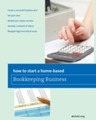 (ebook) How to Start a Home-based Bookkeeping Business