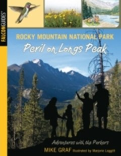 (ebook) Rocky Mountain National Park: Peril on Longs Peak - Children's Fiction