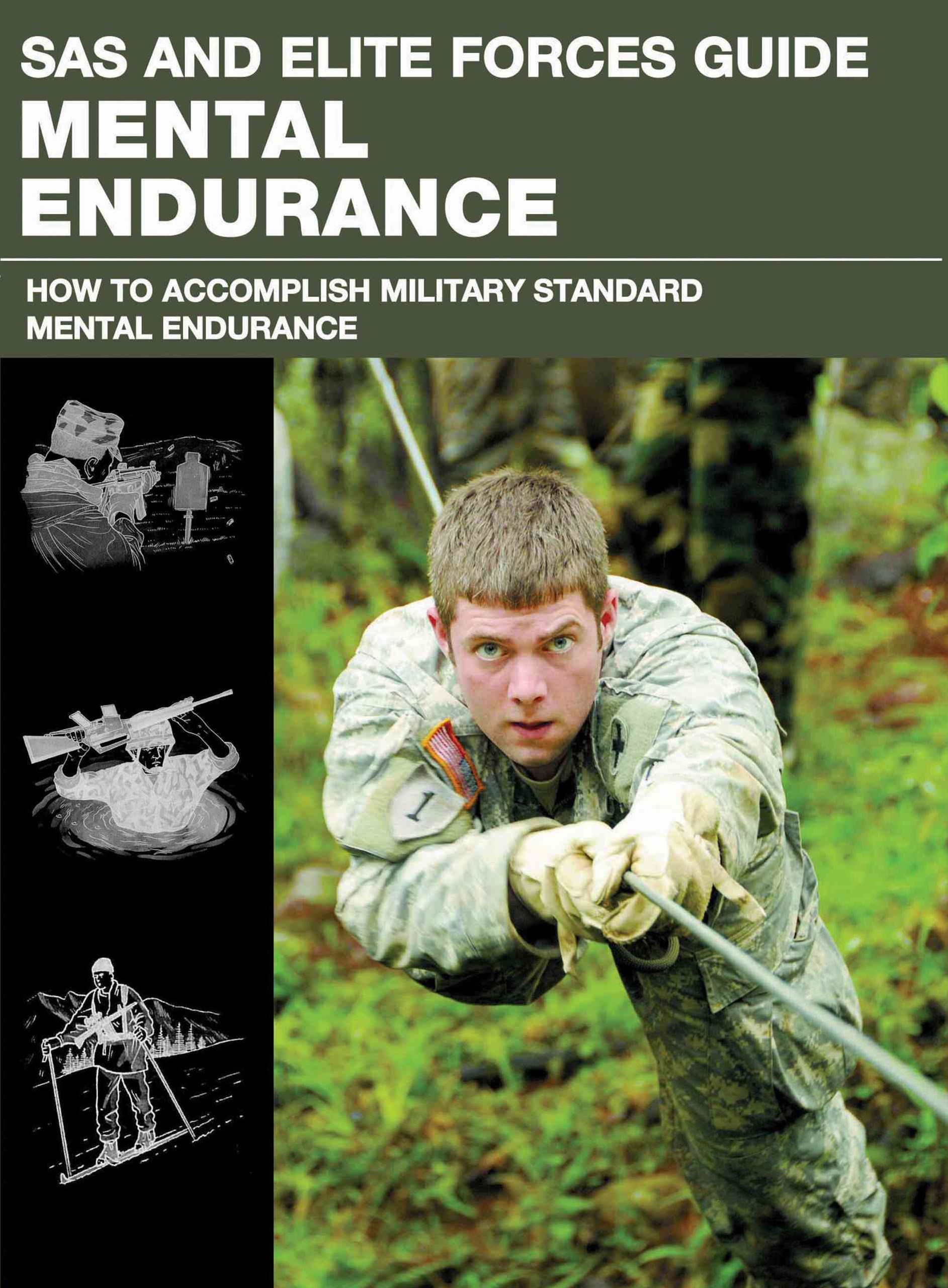 SAS and Elite Forces Guide Mental Endurance