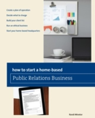 (ebook) How to Start a Home-based Public Relations Business