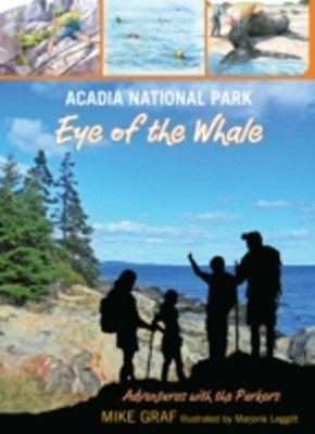 Acadia National Park: Eye of the Whale