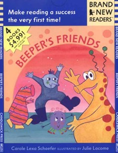 Beeper Alien And Friends