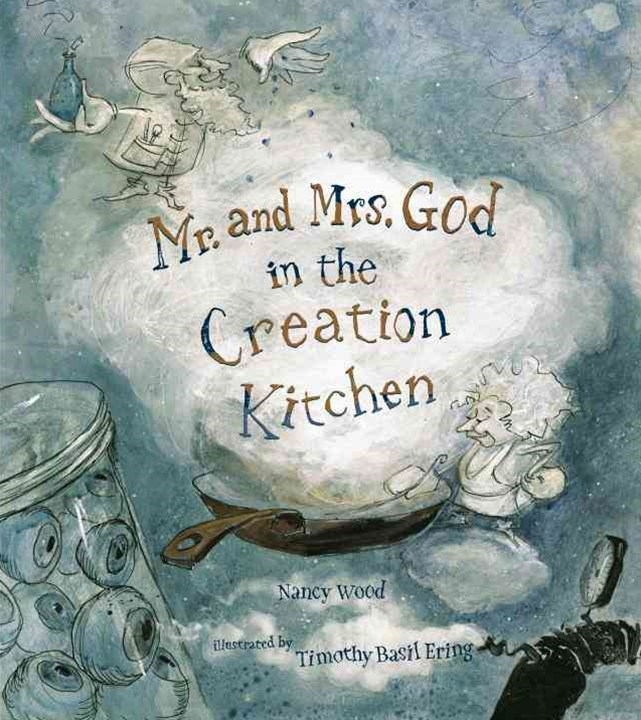 Mr & Mrs God In The Creation Kitchen