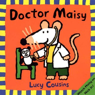 Doctor Maisy by Lucy Cousins, Lucy Cousins (9780763616137) - PaperBack - Children's Fiction Early Readers (0-4)