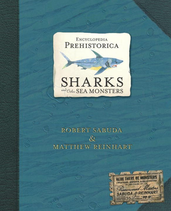 Encyclopedia Prehistorica: Sharks & Othe