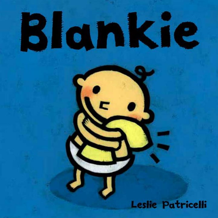 Blankie Board Book