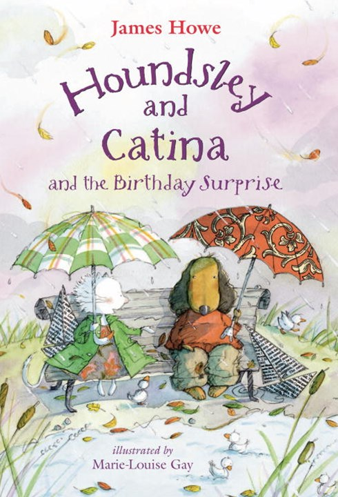 Houndsley And Catina And The Birthday Su