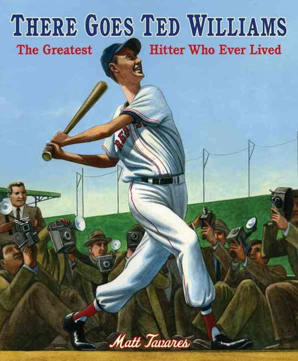 There Goes Ted Williams: The Greatest Hi