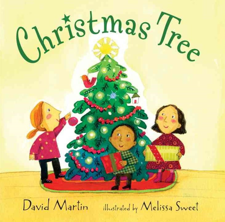 Christmas Tree Board Book