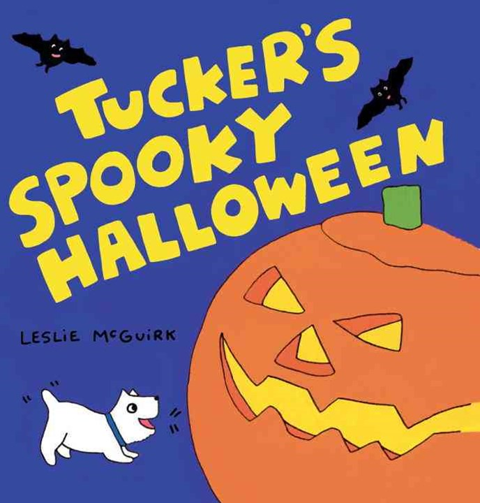 Tucker's Spooky Halloween Board Book
