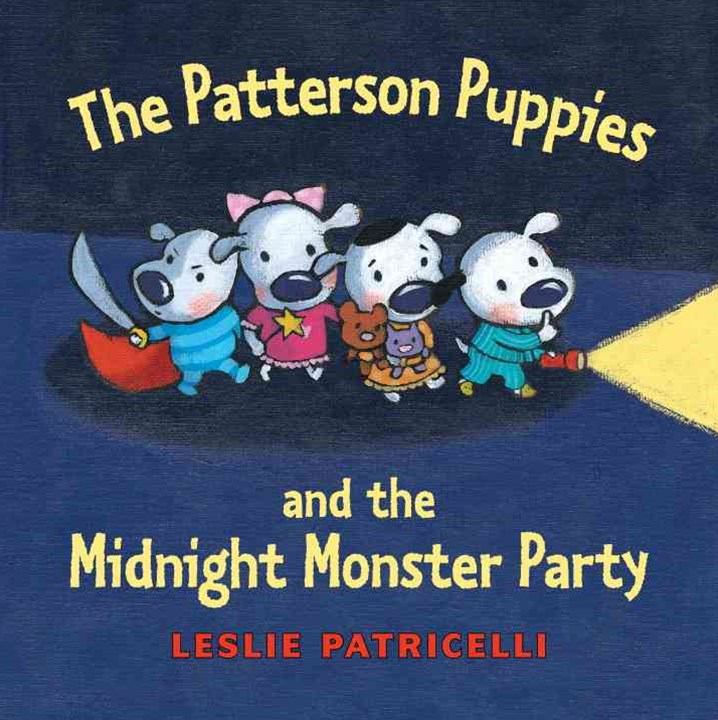 Patterson Puppies And The Midnight Monst