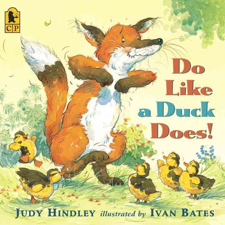 Do Like A Duck Does! Midi Paperback