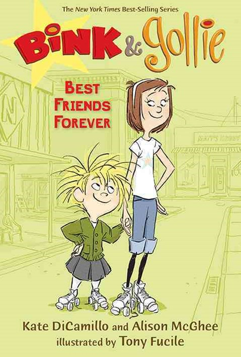Bink And Gollie: Best Friends Forever (Book 3)