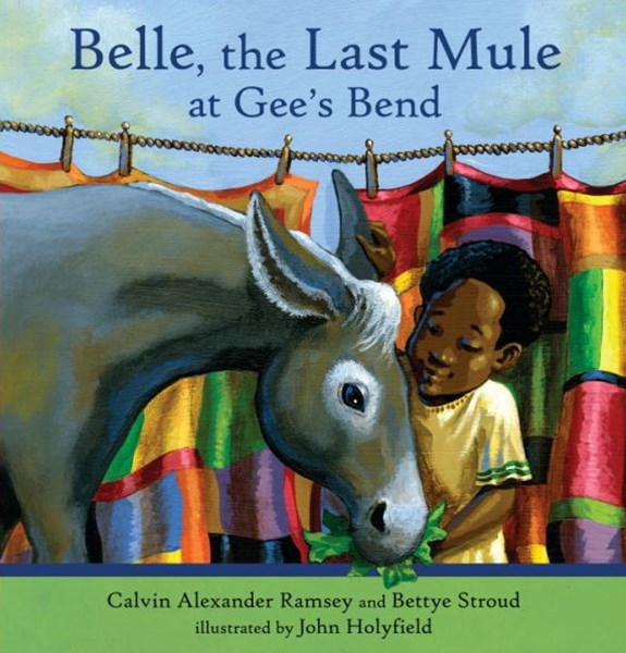 Belle, The Last Mule At Gee's Bend: A Ci