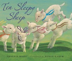 Ten Sleepy Sheep Board Book