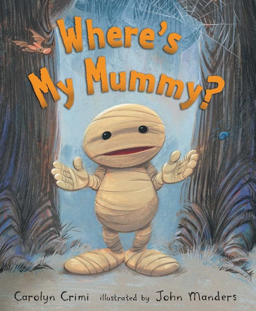 Where's My Mummy? Midi Hardback
