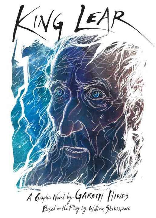 King Lear Graphic Novel