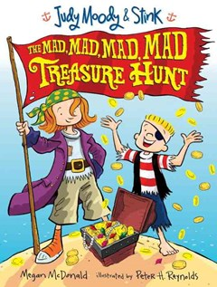 Judy Moody & Stink Bk 2: The Mad, Mad, M