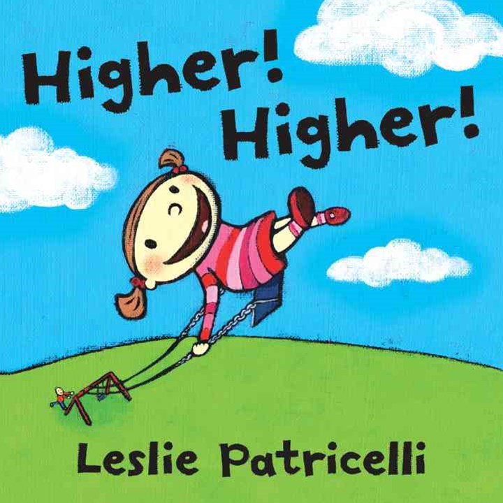Higher, Higher Board Book