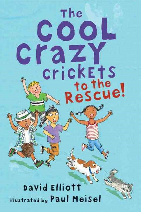 Cool Crazy Crickets To The Rescue