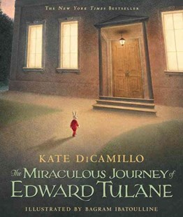 The Miraculous Journey Of Edward Tulane by Kate Dicamillo, Bagram Ibatoulline (9780763647834) - PaperBack - Children's Fiction Classics